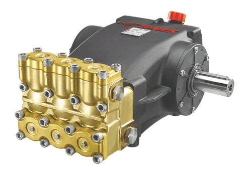 HAWK高压水泵 HHP 500 bar - 1000 rpm 系列