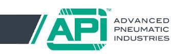 API PNEUMATIC,意大利API气缸,无杆气缸,旋转气缸,电磁阀,气源处理器,压力表,迷你减压阀,金属接头,流量调节器,储气罐,不锈钢气源处理器,快插接头,不锈钢气缸