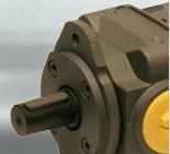 BUCHER布赫 内啮合齿轮泵QXV(用于低粘度流体)