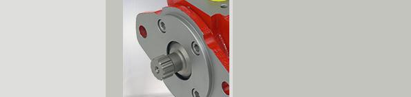 BUCHER布赫 电机/泵维修用内部减速器QXEM
