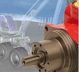 BUCHER布赫 内齿轮电动机,QXM-HS系列