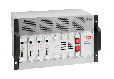 ACS NanoPWM驱动器,带±10V电流换向指令  NPArm