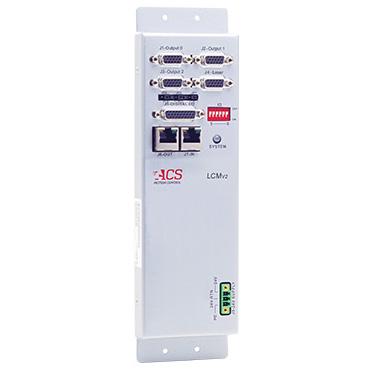 ACS 电机驱动器接口,激光控制 LCM