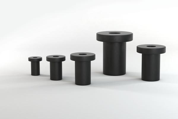 Flex Locs橡胶-金属隔振器