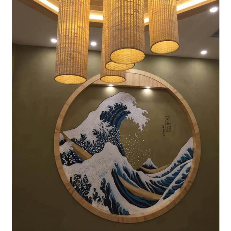 深圳主题酒店墙绘