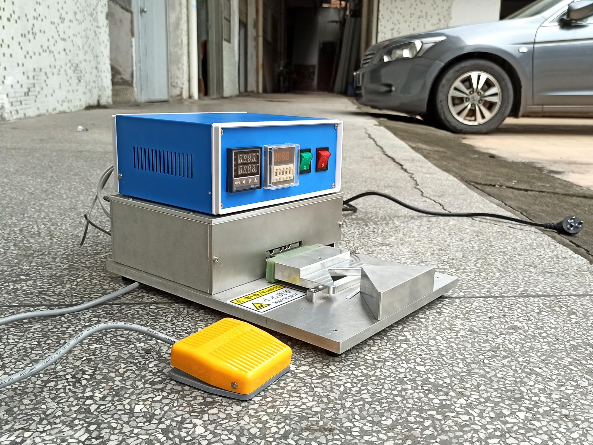 N95鼻梁铝条焊接机压条机