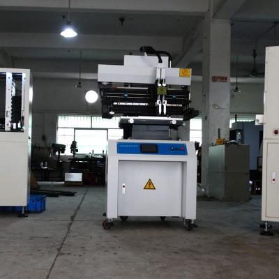 锡膏印刷机半自动印刷机 (12)