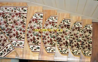 别墅楼梯地毯