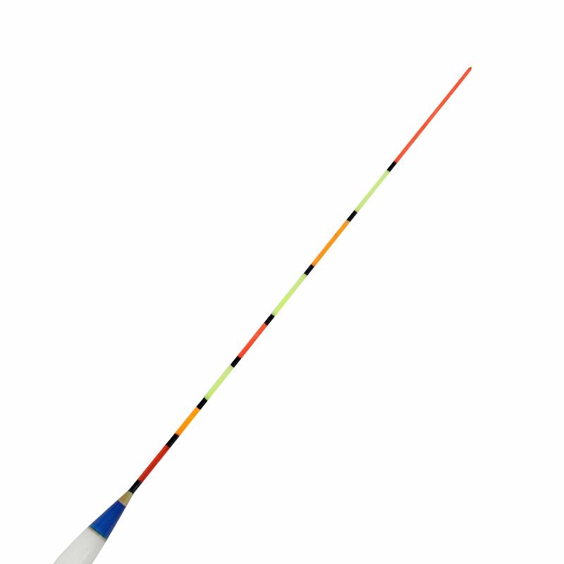 达摩浮漂6013软尾空心尾鲫鱼浮标去壳两片孔雀羽软身高灵敏度