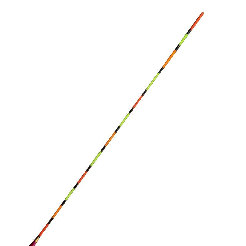 达摩浮漂 双流837浮标12目硬尾头放大尾孔雀羽浮标抗水抗风综合漂