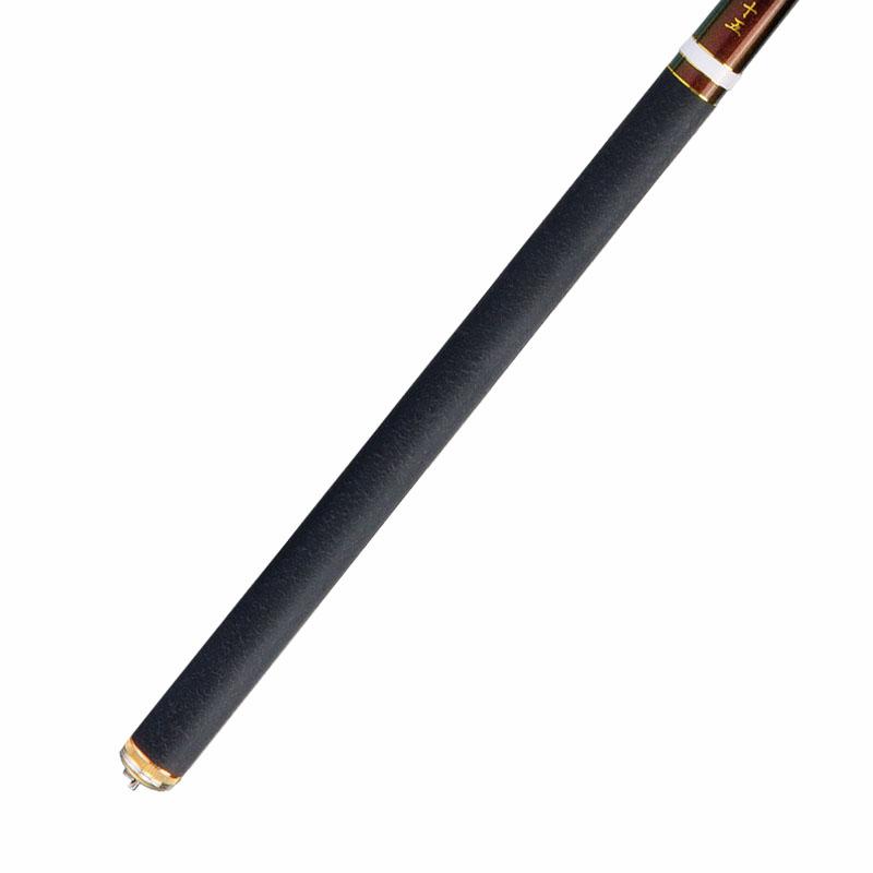 达摩鱼竿极 碳素超硬超轻28调竞技钓鱼竿台钓竿手竿