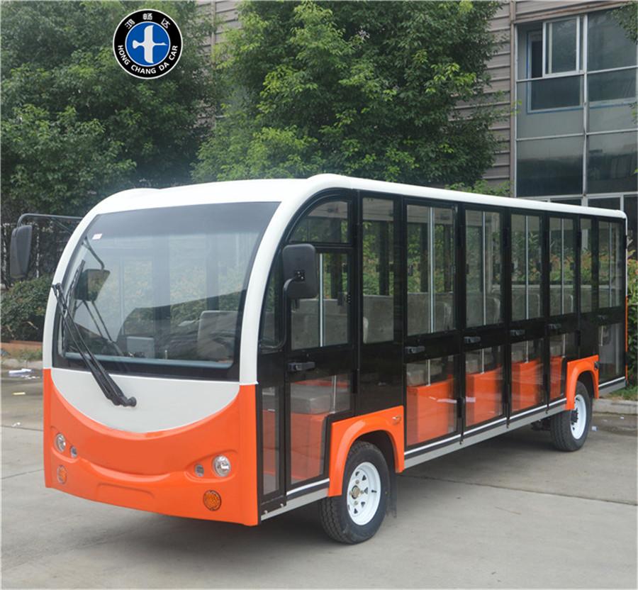 电动旅游电动观光车是怎么受到人们热捧的?