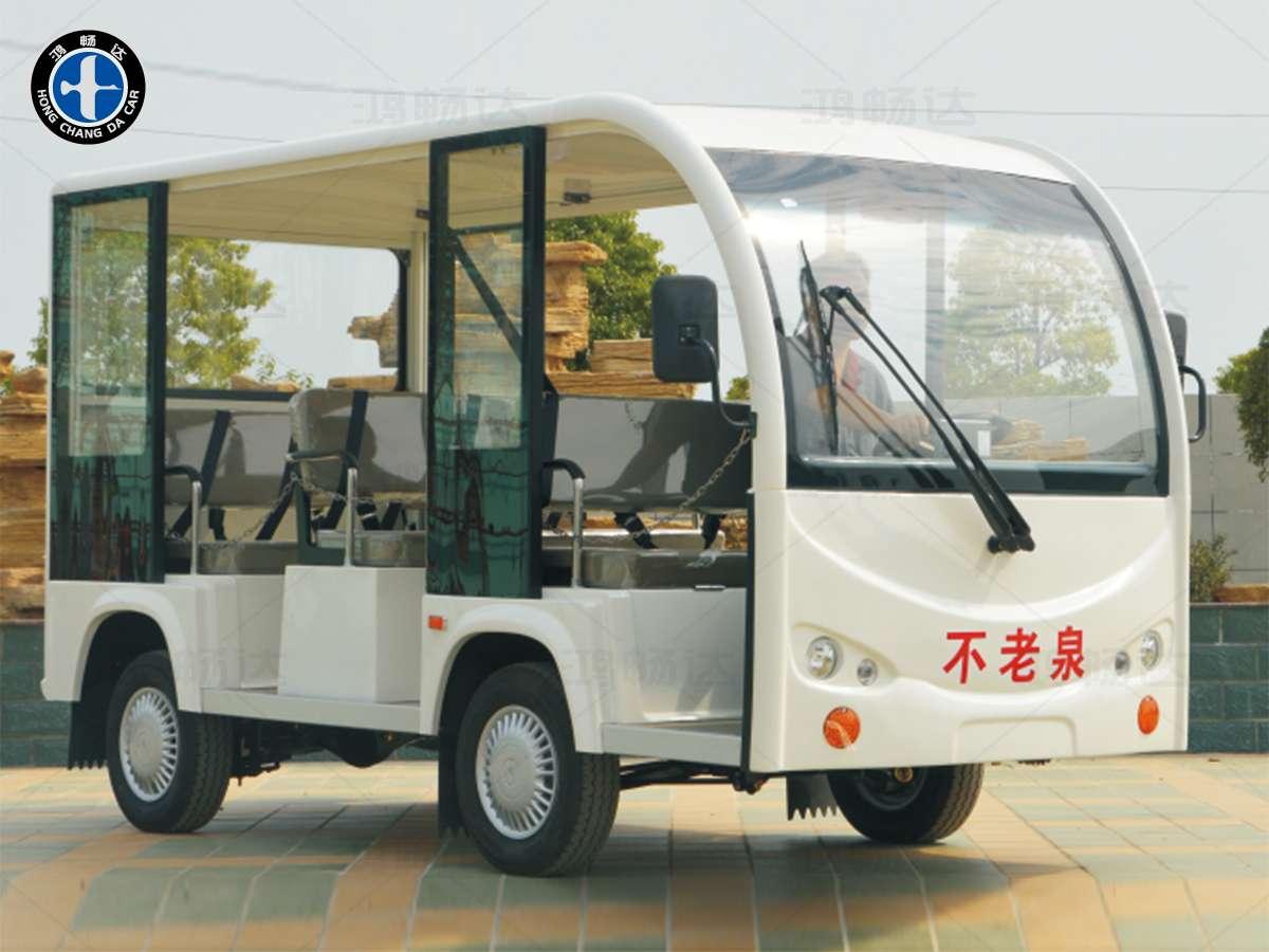 8座敞开式观光车