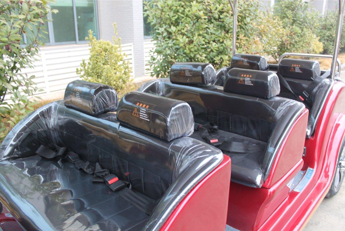 8座豪华观光车