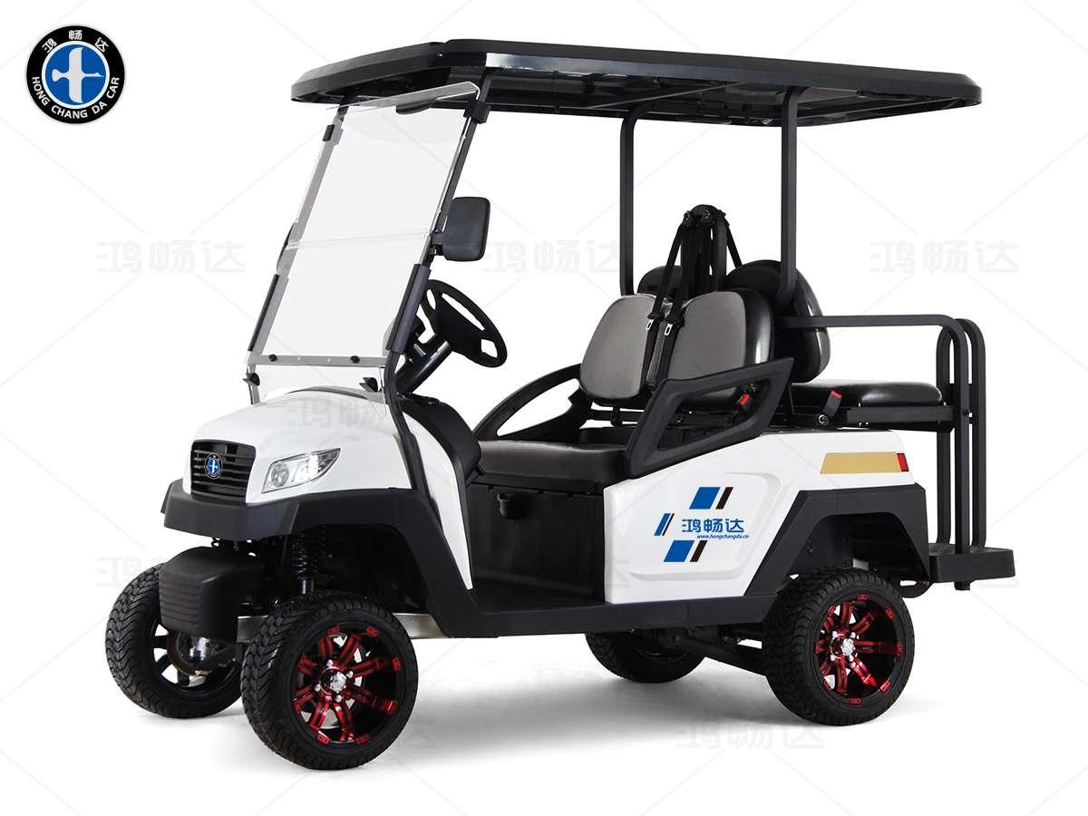 4座高尔夫球车-M1S2+2