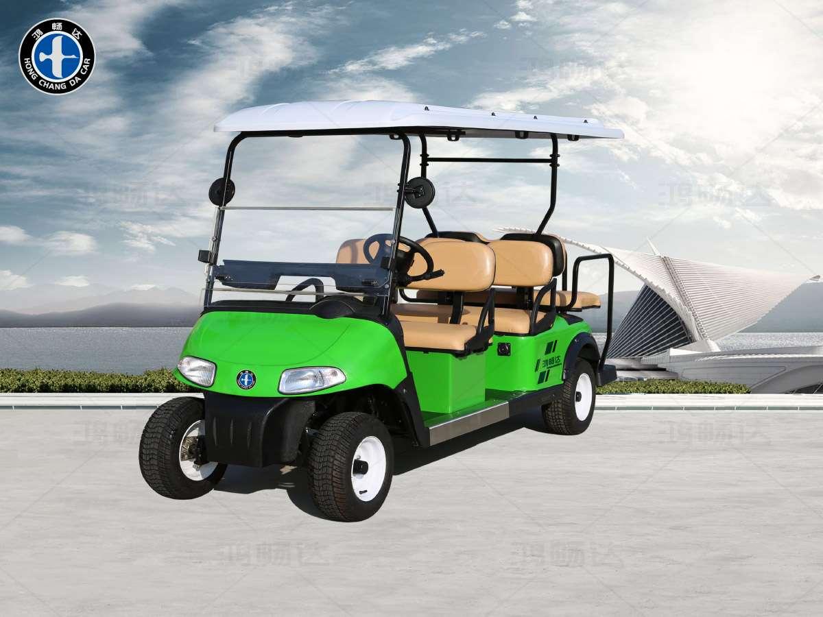 6座高尔夫观光车-GM4+2