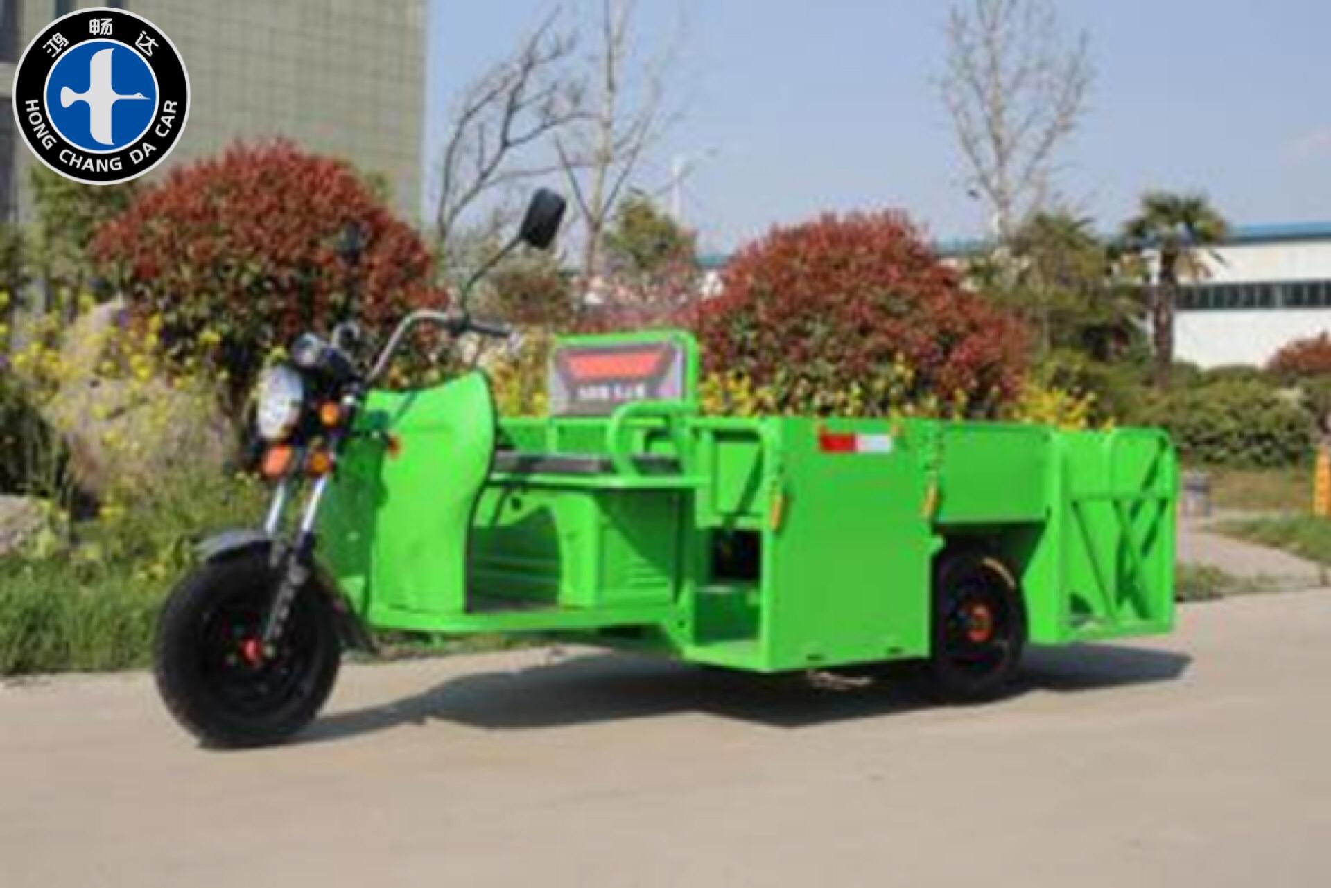 电动三轮四桶车(需配4个240L塑料桶)