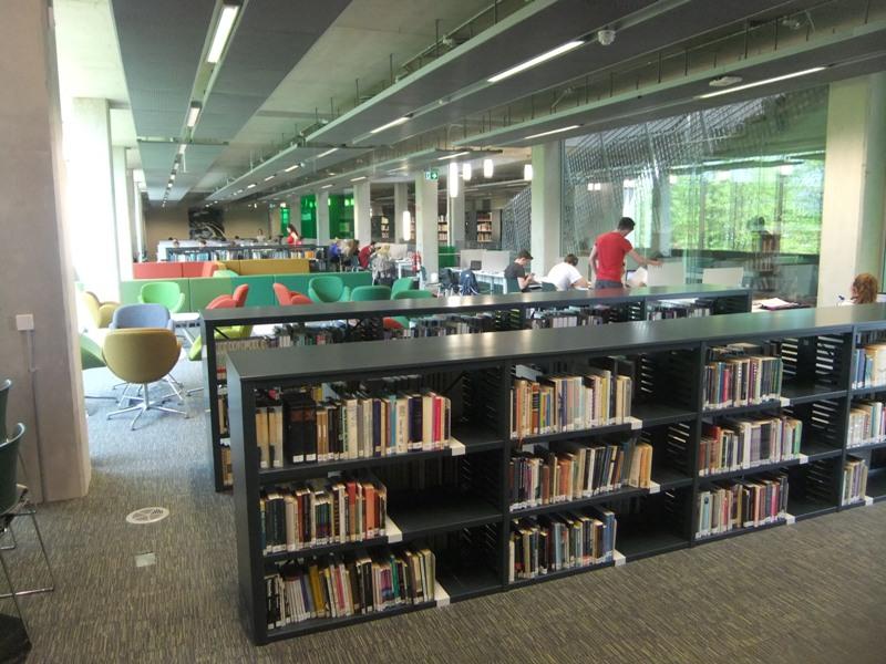 爱尔兰圣帕特里克学院图书馆