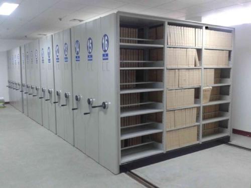 怎么摆档案室密集柜才安全?