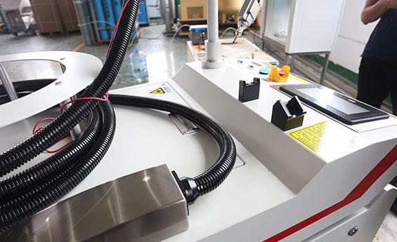 对于手持光纤激光焊接机大家了解多少?