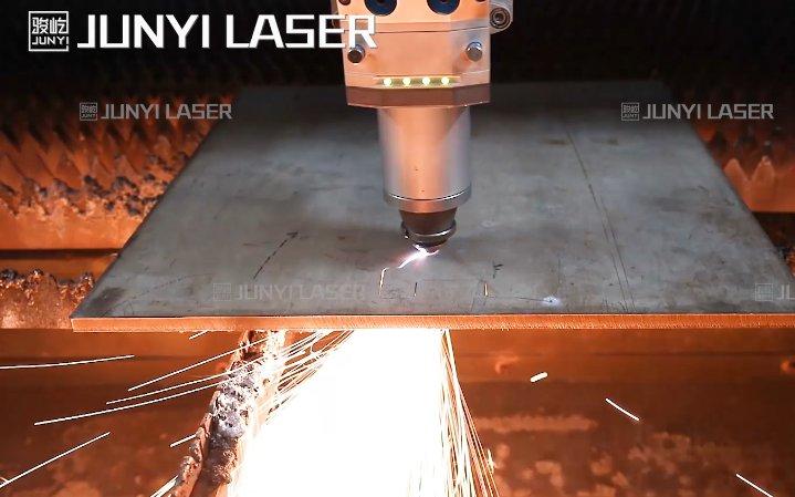 厚板切割●15000W切割16mm不锈钢
