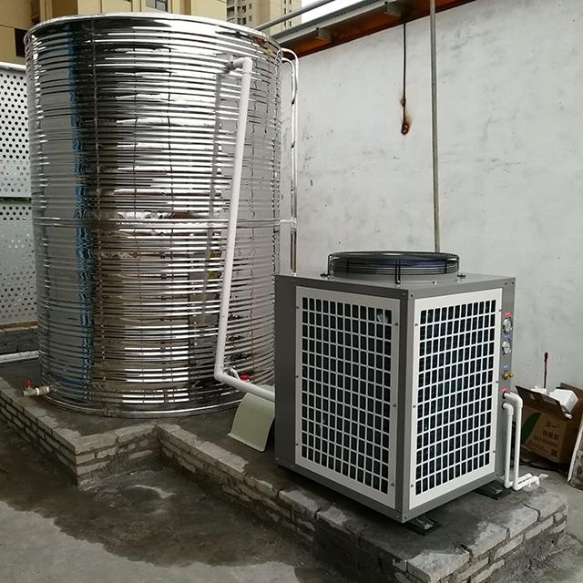 中山东凤镇出租屋热水工程