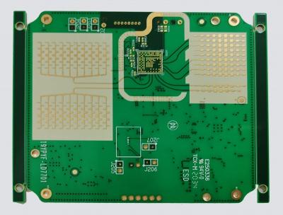 毫米波雷达PCB,高频高精密电路板
