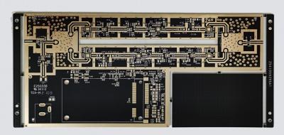 黑油高频板,5G天线板,PCB线路板厂家
