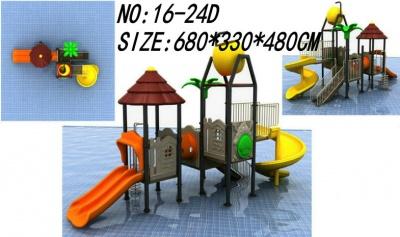 16-24D Water slide 滑梯