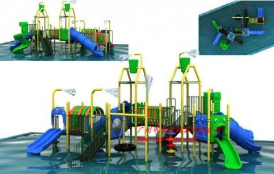 16-24C Water slide 滑梯