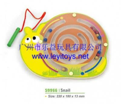 59966 磁性运笔-蜗牛