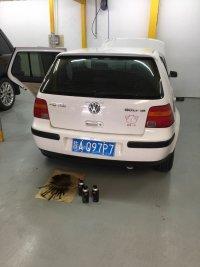 汽车免拆清洗剂清洗案例效果