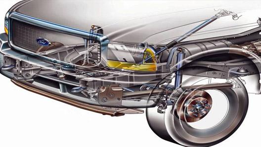 铸造轮毂高速行驶安全吗,铸造轮毂与锻造轮毂的区别