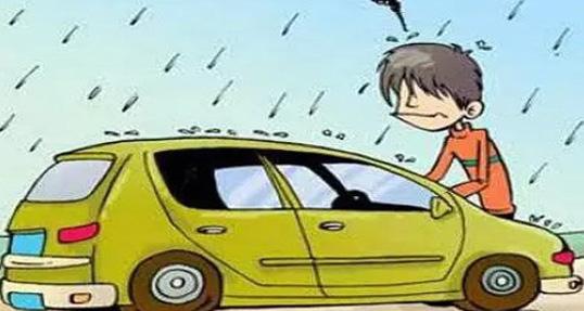 车上最重要的灯,亮起要立马停车,很多人不懂为此付出生命代价