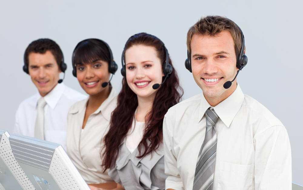 电话客服管理系统