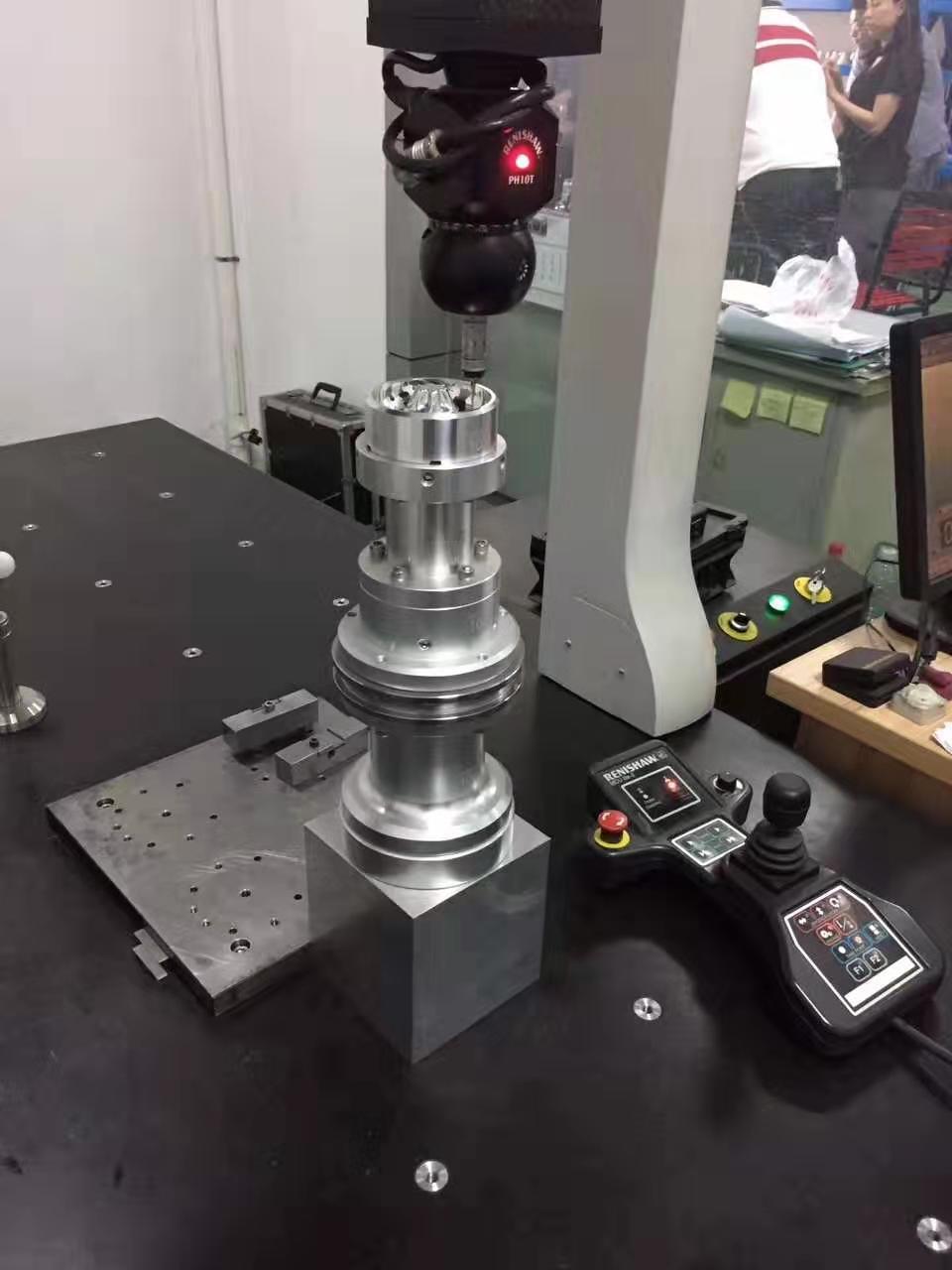 模具的生产加工及标准化检测室
