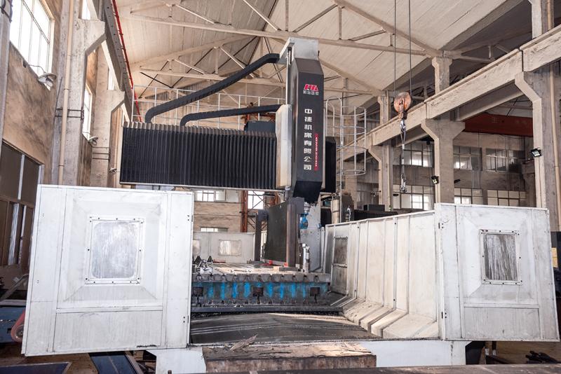 GMB2040龙门式加工中心