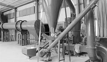 非金属矿物制粉系统