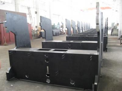 折板机机架