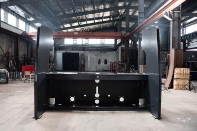 RG100吨折弯机机架