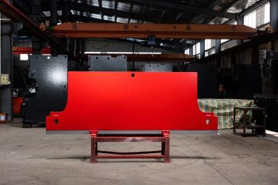 HM1003折弯机上工作台