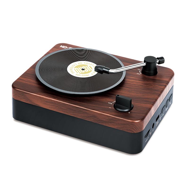 Turntable bluetooth speaker BT-330