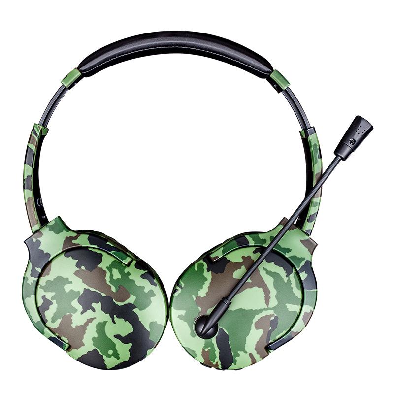 Multi-media bluetooth headset BEM-1100