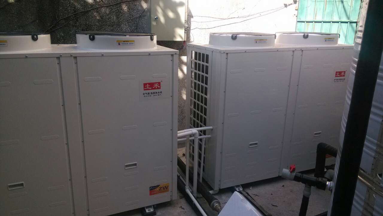 工厂宿舍热水解决方案