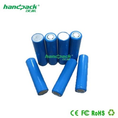 3.7V 2600mAh HPK18650 Lithium Battery