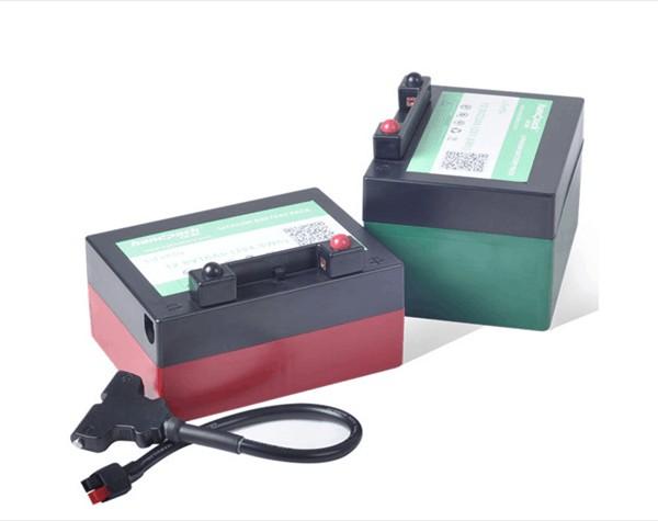 12V 16Ah LiFePO4 batteries