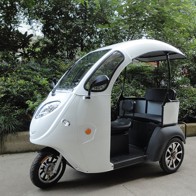 電動三輪車騎行新知識