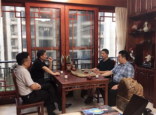 广东省医养融合平台专家顾问为平台发展献计献策