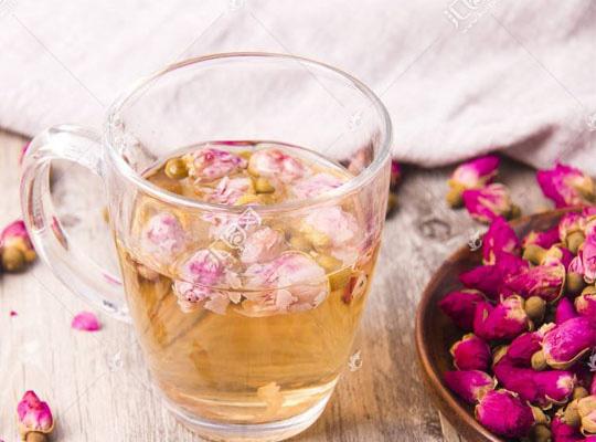 对症下花小酌一杯花草茶排毒又健康
