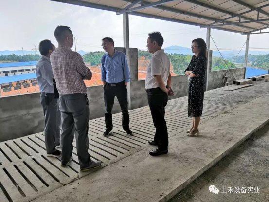 房地产商返乡创业 建了一座高标准农业生态养猪场